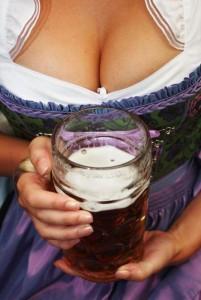 Пивной алкоголизм женщин